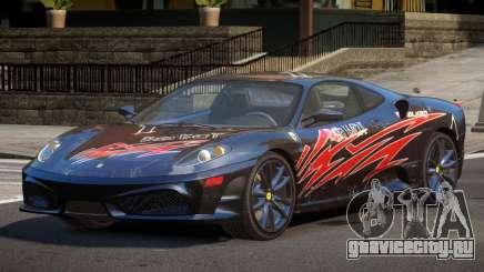 Ferrari F430 BS PJ2 для GTA 4