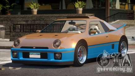 Vapid GB200 PJ1 для GTA 4