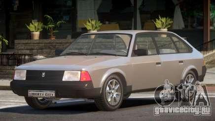 AZLK 2141 RS для GTA 4