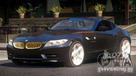 BMW Z4 GS для GTA 4