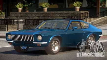 1978 Puma GTB для GTA 4