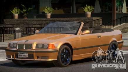 BMW M3 E36 SR для GTA 4