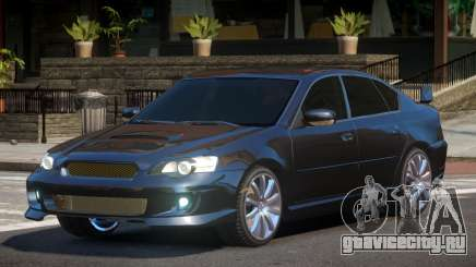Subaru Legacy RT для GTA 4