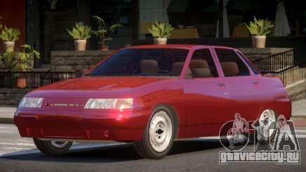 Lada 2110 V1.0 для GTA 4