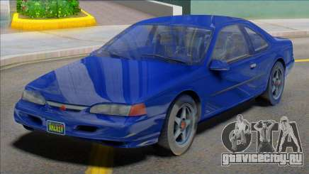 GTA V-style Cheval Cadrona v.2 для GTA San Andreas