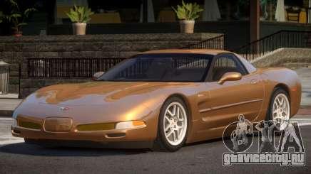 Chevrolet Corvette C5 PSI для GTA 4