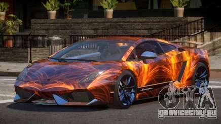 Lamborghini Gallardo GST PJ1 для GTA 4