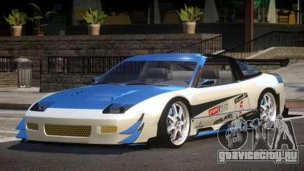 Nissan 240SX R-Tuned PJ3 для GTA 4