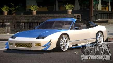 Nissan 240SX R-Tuned для GTA 4