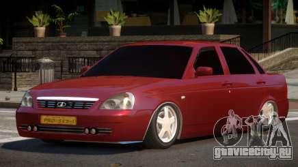 Lada Priora 2170 TR для GTA 4