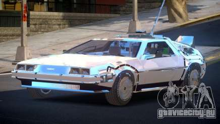 DeLorean DMC12 Custom для GTA 4