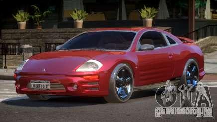 Mitsubishi Eclipse TI для GTA 4