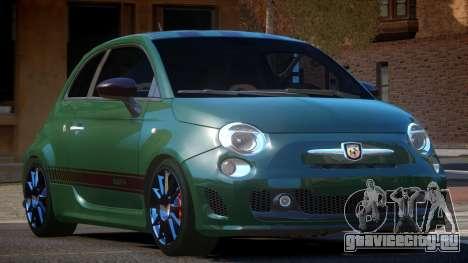 Fiat 500 Abarth HK для GTA 4