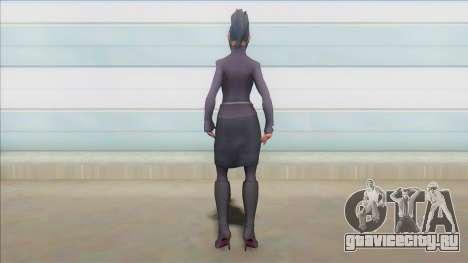 Viola DeWynter для GTA San Andreas