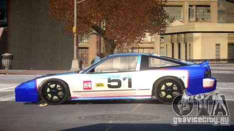 Nissan 240SX GS L9 для GTA 4