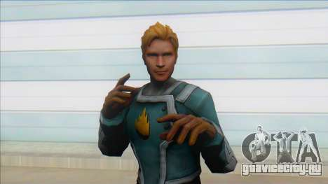 Starlord Mff Unmasked для GTA San Andreas