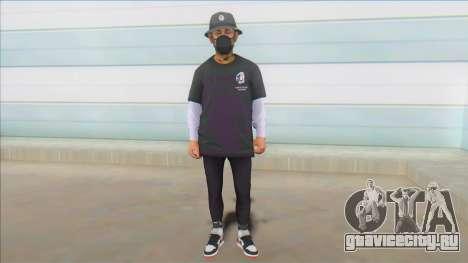 Andrews Skin для GTA San Andreas
