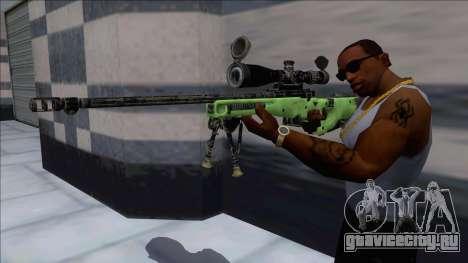 L96 Sniper Rifle V2 для GTA San Andreas