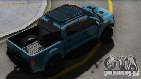 Ford Ranger 2018 для GTA San Andreas