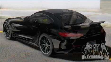 Mercedes Benz AMG GTR для GTA San Andreas