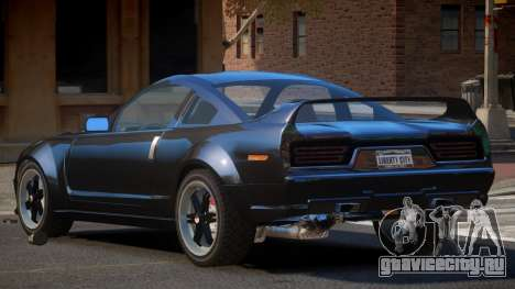 Ford Mustang Aggressive Style для GTA 4