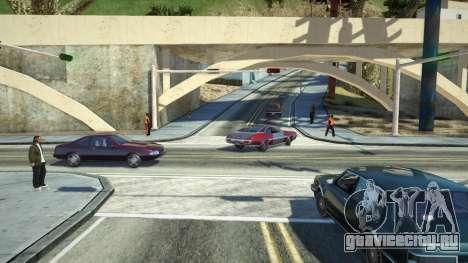 Real Traffic Fix v2.1.1 beta для GTA San Andreas
