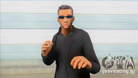 New Wuzimu Formal Or Elegant Suit для GTA San Andreas