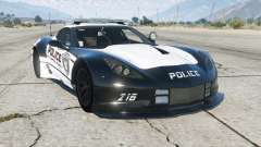 Chevrolet Corvette C7.R Pursuit Edition add-on для GTA 5