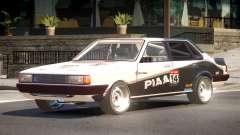 1985 Audi 80 B2 PJ3 для GTA 4