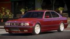 BMW M5 E34 LS для GTA 4