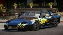 Nissan 240SX GS L8 для GTA 4