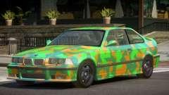 1992 BMW M3 E36 L4 для GTA 4
