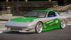 Mazda RX7 L-Tuned L10 для GTA 4