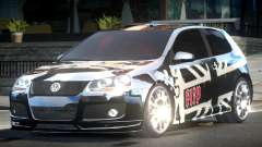 Volkswagen Golf GTI Drift PJ6 для GTA 4