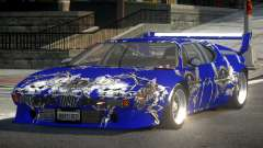 1979 BMW M1 PJ9 для GTA 4