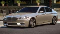 BMW M5 F10 ES для GTA 4