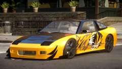 Nissan 240SX GS L2 для GTA 4