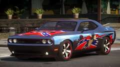 Dodge Challenger Drift L2 для GTA 4