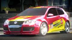 Volkswagen Golf GTI Drift PJ10 для GTA 4