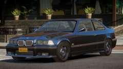 1992 BMW M3 E36 для GTA 4