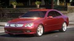 Mercedes Benz CLK 63 V1.3 для GTA 4