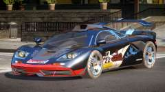 1998 McLaren F1 PJ4 для GTA 4