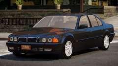 1997 BMW 750i E38 для GTA 4