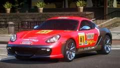 Porsche Cayman R-Tuned L4 для GTA 4