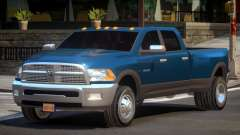 2010 Dodge Ram 3500 для GTA 4
