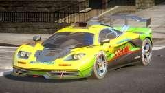 1998 McLaren F1 PJ3 для GTA 4