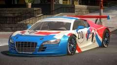 2010 Audi R8 LMS PJ3 для GTA 4