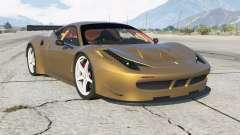 Ferrari 458 GT2 для GTA 5