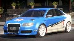 Audi RS4 B7 L3 для GTA 4