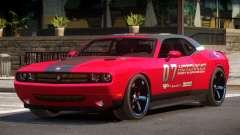 2010 Dodge Challenger SRT8 L1 для GTA 4